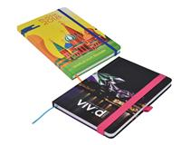 Designa Full Colour Matt Notebook A5 Sea