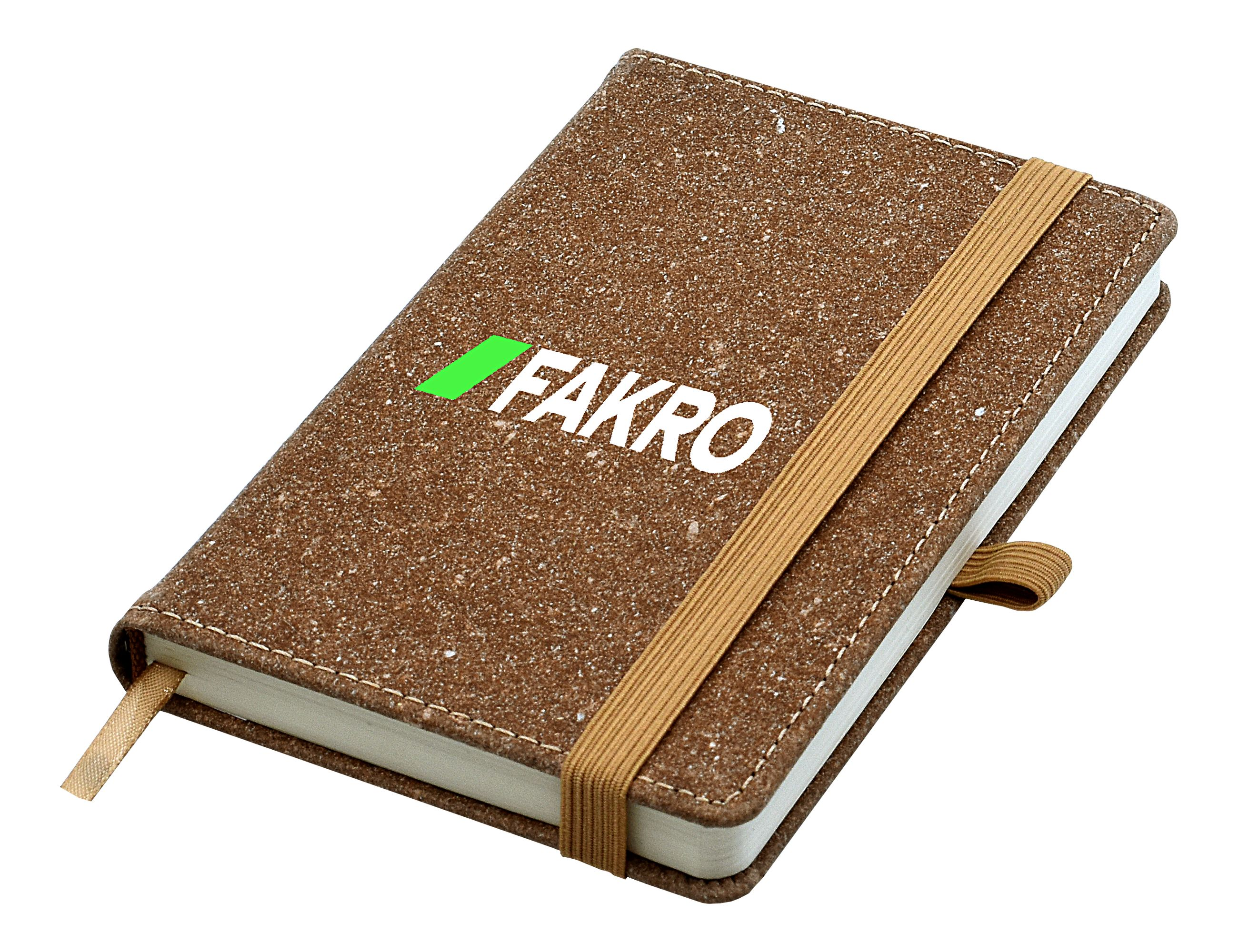 Italiano Bonded Leather Notebook A6