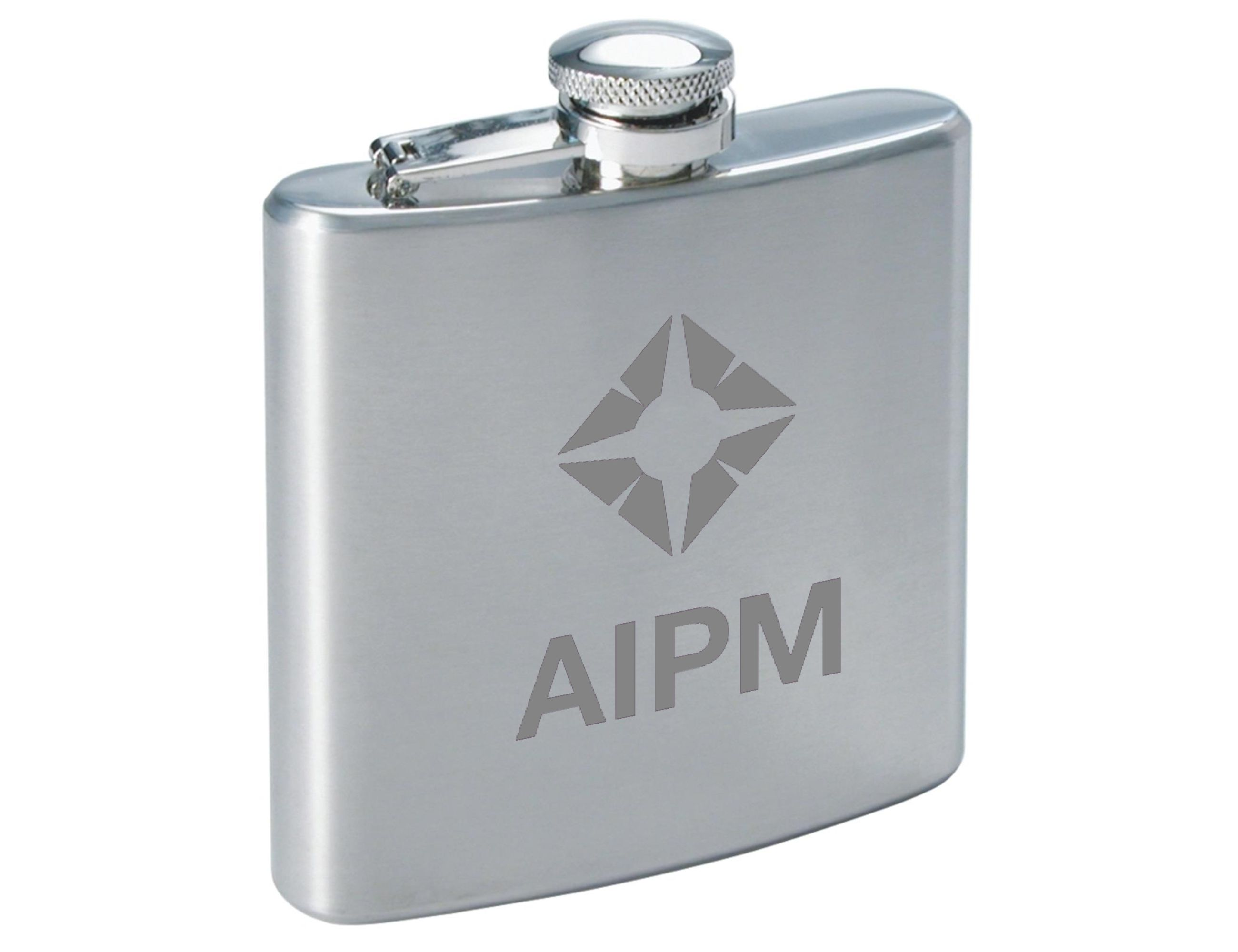 Turin Hip Flask 6oz.