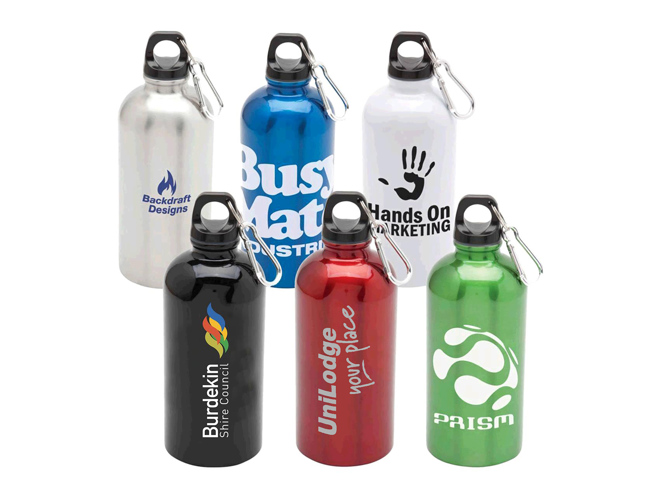 Escape 600ml S/S Water Bottle